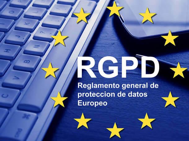 Adaptarse a la RGPD, Reglamento general de proteccion de datos Europeo